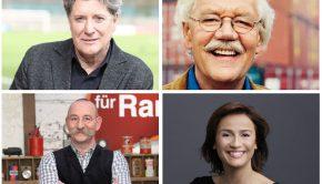 Fotos: Toni Schumacher, NDR/Andreas Garrels, ZDF/Frank Hempel, WDR/Peter Rigaud
