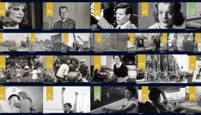 """Die ARD öffnet ihr Fernseh-Archiv für die Allgemeinheit. Tausende Beiträge aus den 50er und 60er Jahren sind seit heute unter dem Label """"ARD Retro"""" frei in der Mediathek verfügbar. (Foto: SWR)"""