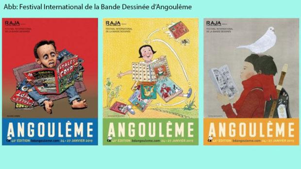 Foto: Festival International de la Bande Dessinée d'Angoulême