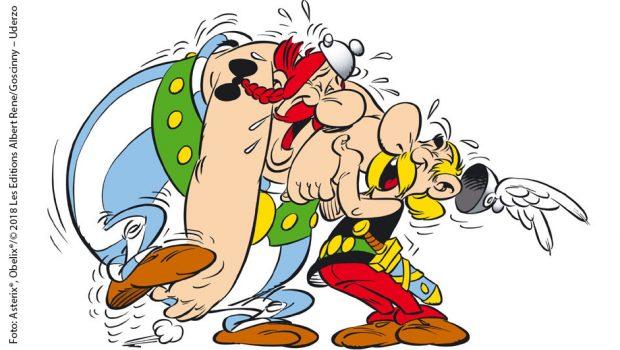Foto: Asterix®, Obelix®/© 2018 Les Editions Albert Rene/Goscinny – Uderzo