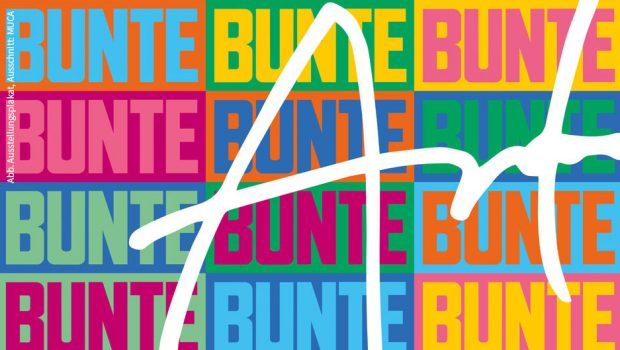 """Bunte ART Poster - Hubert Burda Media / Weiterer Text über ots und www.presseportal.de/nr/116970 / Die Verwendung dieses Bildes ist für redaktionelle Zwecke honorarfrei. Veröffentlichung bitte unter Quellenangabe: """"obs/Bunte"""""""