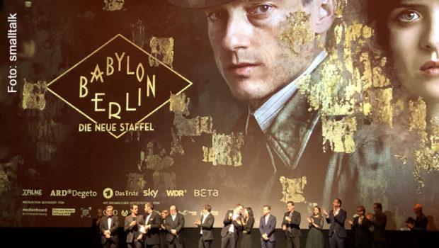 Babylon Berlin Staffel 3 Erscheinungsdatum