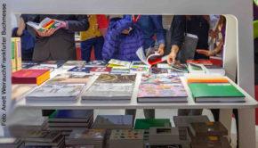 Foto: Anett Weirauch/Frankfurter Buchmesse