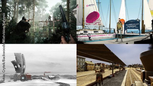 Foto: Crytek/Backwoods/Mixtvision/Kalypso