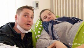 """Gute Nachrichten für """"Die Wollnys"""". In der heutigen Folge der Doku-Soap auf RTLzwei geben Tochter Sarafina und ihr Mann Peter bekannt, dass sie Nachwuchs erwarten – und das sogar gleich doppelt. (Foto: RTLzwei)"""