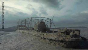 """In der Doku-Serie """"Enthüllt: Geheimnisse der Meere"""" begibt sich National Geographic auf historische Spurensuche in der Unterwasserwelt. Die zweite Staffel startet morgen um 21:00 Uhr. (Foto: National Geographic)"""