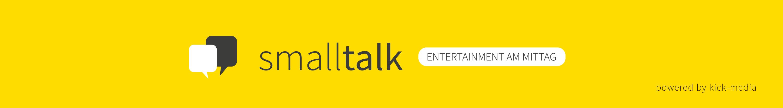 Smalltalk Entertainment – Das Lifestyle & Entertainment Magazin logo