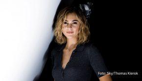 """Am heutigen 15. Dezember zeigt Sky eine weitere Ausgabe der Doku-Reihe """"Her Story"""". Darin gibt Model und Unternehmerin Stefanie Giesinger Einblicke in ihren beruflichen und privaten Alltag. (Foto: Sky/Thomas Kierok)"""
