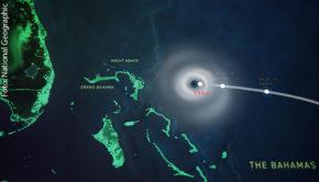 """Ob Orkan, Taifun oder Hurrikan: Bei National Geographic nimmt """"Im Angesicht des Sturms"""" die heftigsten Stürme der Erde ins Visier. Auf Booten, Schiffen und Ölbohrplattformen wurden Kameras installiert, die die jeweiligen Entstehungsprozesse und Verläufe festhalten. (Foto: National Geographic)"""