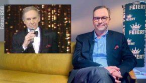 Kurt Krömer feiert morgen Abend im Ersten Harald Juhnke in der gleichnamigen Show. Anlässlich des 90. Geburtstages des Entertainers und Schauspielers folgen im RBB Fernsehen zahlreiche weitere Juhnke-Sendungen. (Fotos: RBB)