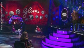 """Anders als gewohnt sieht das Kölner Gloria Theater bei der morgigen Ausgabe der """"Ladies Night"""" aus. Die traditionsreiche Show mit Gastgeberin Meltem Kaptan wird ab 22:45 Uhr im Ersten ausgestrahlt. (Foto: WDR/Melanie Grande)"""