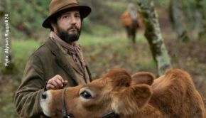 """Das Locarno Film Festival findet in diesem Jahr als Sonderausgabe mit einer Mischung aus Kino- und Online-Vorführungen statt. Eröffnungsfilm ist morgen Abend """"First Cow"""" mit John Magaro. (Foto: Alyson Riggs/A24)"""