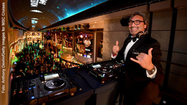 Foto: Anthony Devlin/Getty Images for MSC Cruises