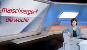 """In der Talkshow """"Maischberger. Die Woche"""" diskutieren Sandra Maischberger und ihre Gäste brandaktuell über die Ergebnisse des heutigen Corona-Gipfels von Bund und Ländern. Die Sendung beginnt heute bereits um 20:45 Uhr im Anschluss an das """"ARD Extra"""" im Ersten. (Foto: WDR/Markus Tedeskino)"""