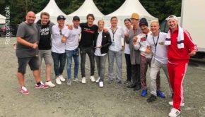 """""""Comedy Park"""" feiert gelungene Premiere in Weilburg / Foto: smalltalk"""