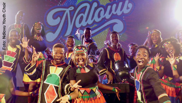 Foto: Ndlovu Youth Choir