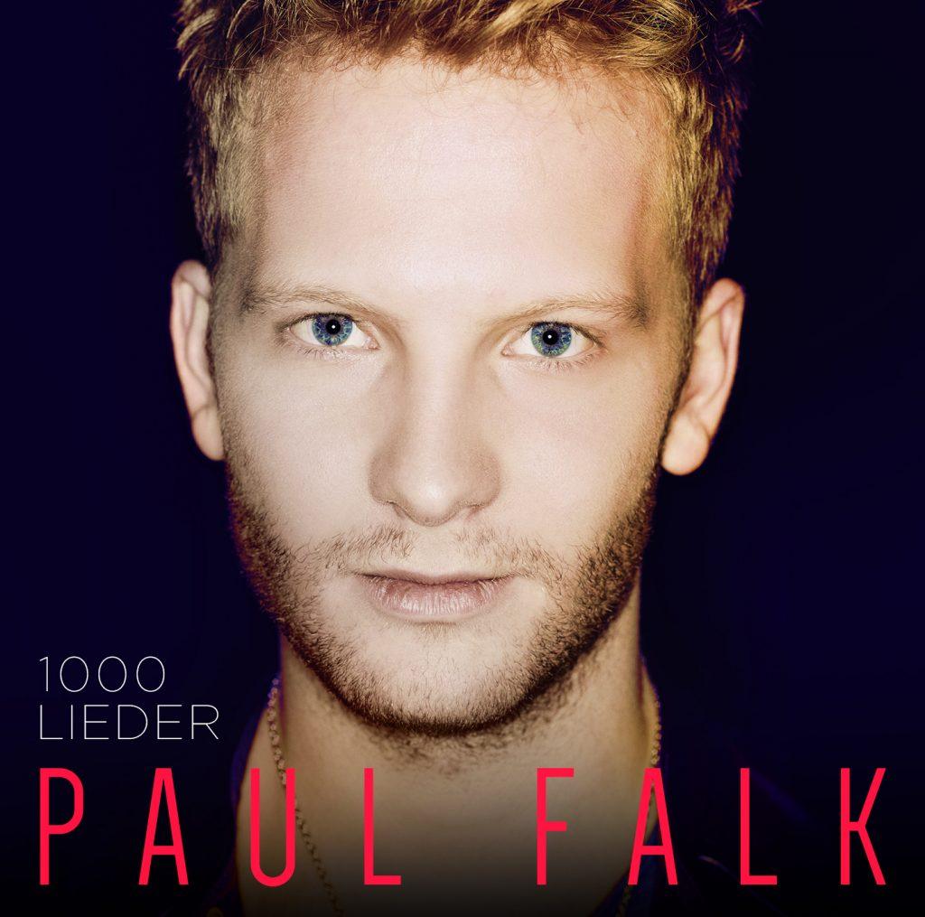 Paul Falk 1000 Lieder Cover
