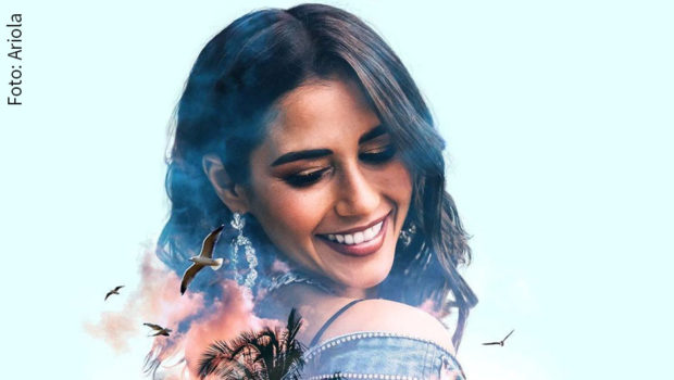 """""""Te amo mi Amor"""" heißt die neue Single von Sarah Lombardi. Der Song erscheint am Freitag als ihre erste Veröffentlichung auf Ariola. (Foto: Ariola)"""