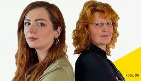 Zum heutigen Weltfrauentag hat der Bayerische Rundfunk die Youtuberin Silvi Carlsson und die Lebensschützerin Susanne Georgi bei Youtube zu einem Streitgespräch über das Recht auf Abtreibung geladen. Ab 15:00 Uhr ist es auf Carlssons Youtube-Kanal zu sehen. (Foto: BR)