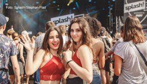 Splash Festival 2017 - Sonntag
