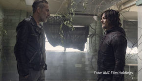 """Weniger als 24 Stunden nach der US-Ausstrahlung zeigt Fox heute die vorerst letzte Folge der zehnten Staffel von """"The Walking Dead"""" als Deutschland-Premiere. Im Frühjahr soll es einen Nachschlag mit sechs weiteren Episoden geben. (Foto: AMC Film Holdings)"""