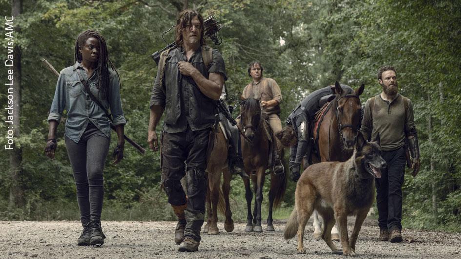 Neue Folgen The Walking Dead