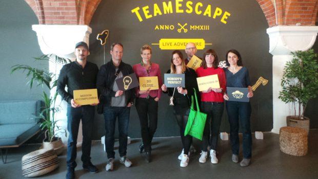 Team Escape_Kick-Service_Mai 2018_kl