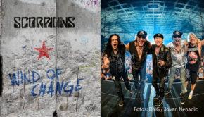 """Am 3. Oktober erscheint die erste Veröffentlichung unter der neuen BMG-Marke The Iconic Song: Mit einem Boxset wird das 30. Jubiläum des Scorpions-Hits """"Wind Of Change"""" gewürdigt. (Fotos: BMG / Jovan Nenadic)"""