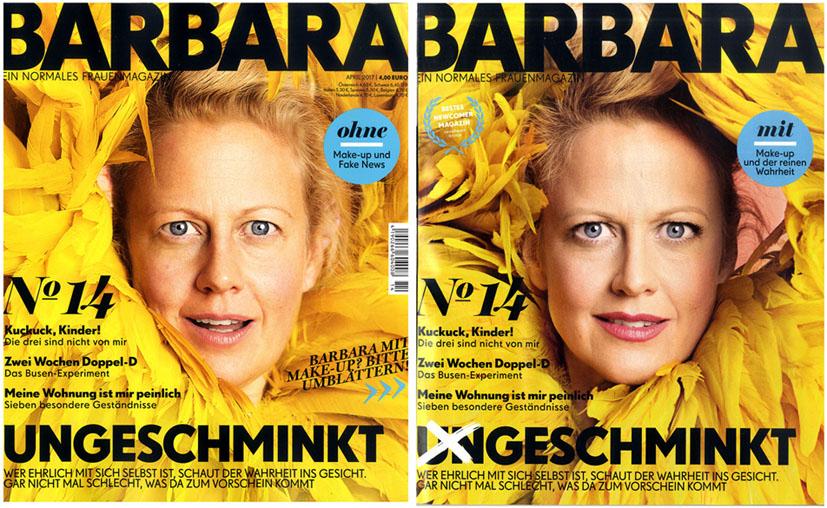 Barbara Schöneberger Ohne Make Up