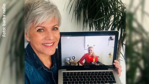 Am Samstag ist die langjährige RTL-Moderatorin Birgit Schrowange im Interview bei barba radio zu hören. Darin geht's u.a. um ihre Leidenschaft für Essen und ihre Abneigung gegen Sport. (Foto: barba radio)