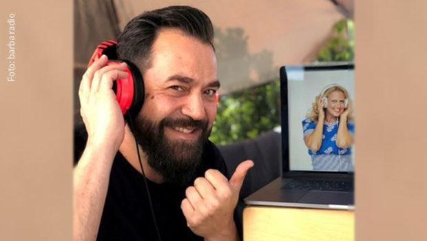 """Laith Al-Deen veröffentlicht heute sein neues Album """"Kein Tag umsonst"""". Aus diesem Anlass gibt's am Samstag ein großes Interview auf barba radio. Darin spricht der Sänger auch über sein Leben im Homeoffice und die dort mitunter herrschenden Loriot-mäßigen Zustände. (Foto: barba radio)"""