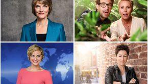 Fotos: ZDF/Niko Schmid Burgk, MG RTL D/Stefan Gregorowius, ZDF/Marcus Höhn und NDR/Thorsten Jander