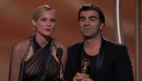 Foto: Hollywood Foreign Press Association and the Golden Globe Awards