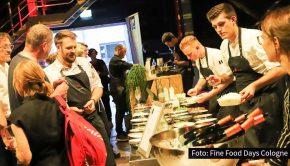 Im Sommer 2021 sollen die Fine Food Days Cologne zurückkehren. Die Ausrichter haben für die zweite Ausgabe des Gourmet-Festivals in der Domstadt nun einen neuen Termin im August benannt. Somit wird es aufgrund der aktuellen Corona-Maßnahmen noch einmal um vier Monate nach hinten verschoben. (Foto: Fine Food Days Cologne)