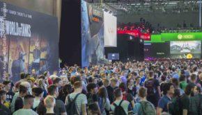Es wird wieder voll in den Kölner Messehallen. Morgen beginnt die elfte Ausgabe der gamescom mit einem Fachbesuchertag, ab Mittwoch ist die Messe für alle Computer- und Videospiele-Fans geöffnet. (Foto: Koelnmesse GmbH/Harald Fleissner)