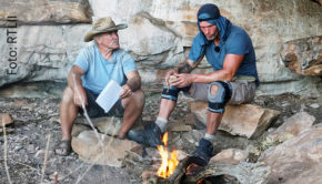 RTLII schickt Reimann und Legat auf Survival-Challenge / Foto RTLII