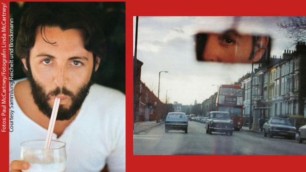 Fotos: Paul McCartney/Fotografin Linda McCartney/Courtesy Sammlung Reichelt und Brockmann