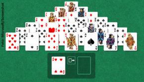 Für ältere Menschen sind virtuelle Kartenspiele, aber auch viele andere Games immer häufiger ein Bestandteil der Mediennutzung. Diesen Trend bestätigen die aktuellen Marktdaten des Branchenverbands game. (Foto: Microsoft/Screenshot)