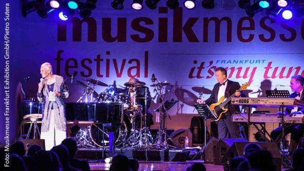 Foto: Musikmesse Frankfurt Exhibition GmbH/Pietro Sutera
