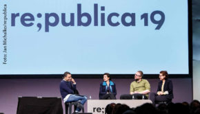 Foto: Jan Michalko/re:publica