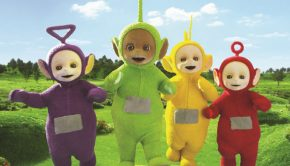 Foto: ZDF und TELETUBBIES and 2015 DHX Worldwide